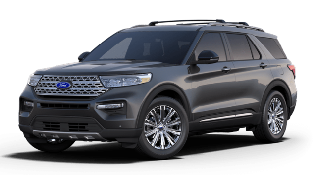New 2020 Ford Explorer Limited SUV in Danbury, CT